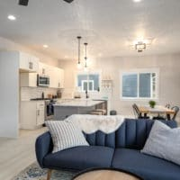 Northstar Hanson open concept living space